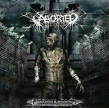 Slaughter & Apparatus: a Methodical Overture von Aborted | CD | Zustand gut