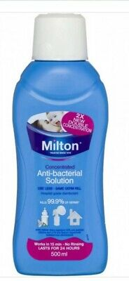 FREE EXPRESS POSTAGE! AntiBacterial Sterilising Concentrated 500mL- KILLS GERMS