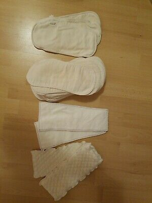 Lot- 3 Thirsties Hemp Inserts and 30 others