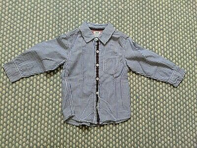 Mamas & Papas Boys Shirt 2-3