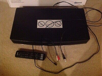 Bose Solo 15 TV Sound Bar Series II Bluetooth Speaker w/ Remote & Cable