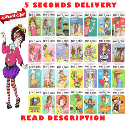 Junie B Jones Collection 28 Books by Barbara Park (E-B0K||EMAILED)