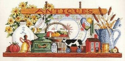 Treasures from Home Cross Stitch Chart