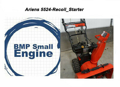 Recoil Pull Starter For Ariens 13hp Snow Thrower 924505 924506 Tecumseh Powered