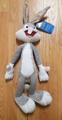 """Warner Brothers Looney Tunes 24"""" Bugs Bunny Plush Toy ."""