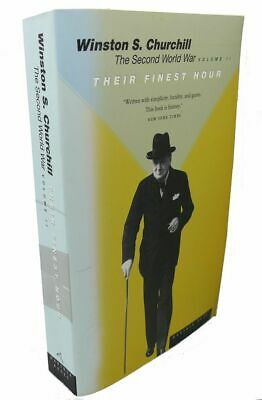 Winston S. Churchill THEIR FINEST HOUR , VOL. II
