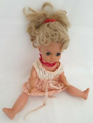 Collectable DOLL, Made in England, 38cm tall