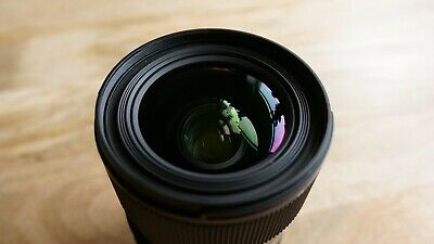 Sigma 18-35mm f1.8 canon mount INCLUDES Hoya ND8, softcase