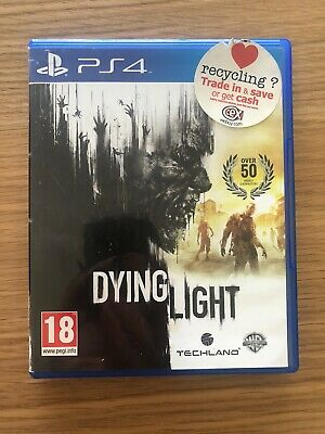 Dying Light - PS4 - USED