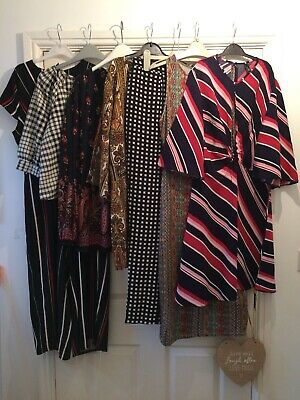 Bundle Of Womens Summer Clothes Size 8