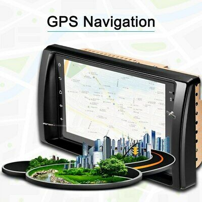 2Din 7 Zoll Android 6.0 Quad Core Autoradio in Dash Stereo GPS 4G J1