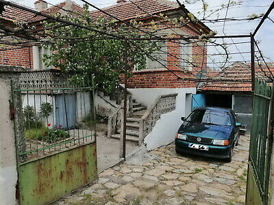 Big Bulgarian property house in Bulgaria with outbuildings & land -  Pay Monthly