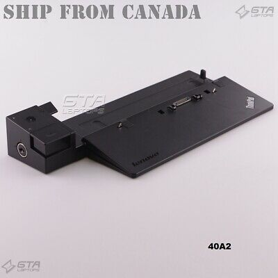 Lenovo ThinkPad Ultra Dock Type 40A2 SD20F82750 00HM917 04W3956 04W3951