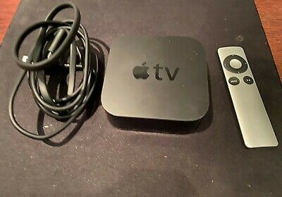 Apple TV (4th Generation) 64GB HD Media Streamer - A1625