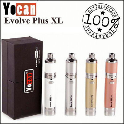 Evolve Plus XL Original Y0 can Wax Concentrate Kit Or 100% Authentic 5x Heads