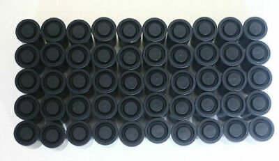 200PCS Empty black bottle 35mm film cans canisters containers