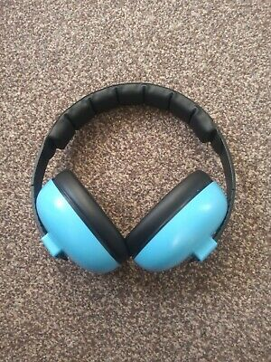 Baby Toddler Ear Defenders Airshow Quiet Boys Blue