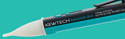 Kewtech Duo Voltage Testing stick Dual Sensitivity