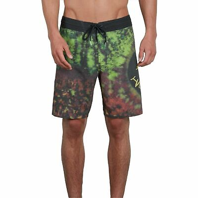 "VOLCOM Mens Chill Out Stoney 19"" Boardshorts 