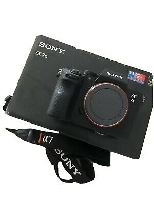 sony a7 iii used w/ 2 Lenses and Extra Goodies