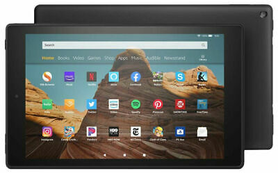 Amazon Fire HD 10 (9th Generation) 32GB, Wi-Fi, 10.1in - Black with Special...
