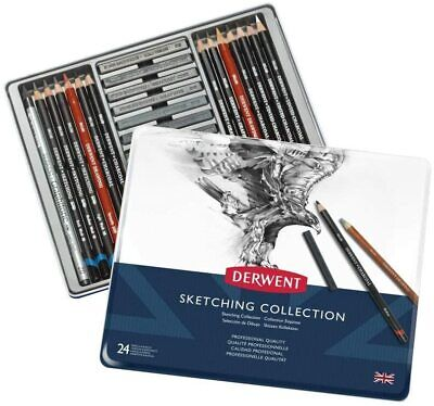 Derwent SKETCHING  COLLECTION 24