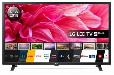 "LG 32LM6300PLA 32"" Smart WebOS 1080p LED TV Wi-Fi Freeview & Freesat HD Tuners"