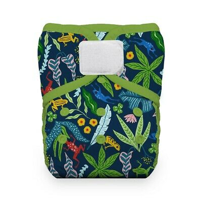 Thirsties Natural Pocket Diaper - Leap NWT