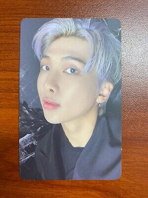 RM NAMJOON Official Photocard BTS Map Of The Soul 7 VERSION 02