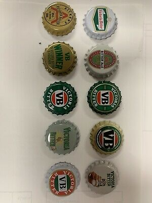 VB Collectables Classic Fridge Magnets - SET of 10 All Different Brand New