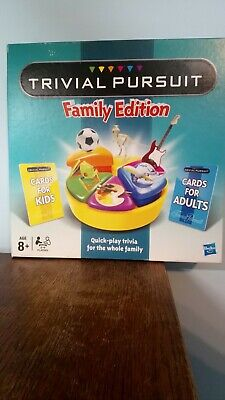Hasbro Trivial Pursuit Family Edition (73013)