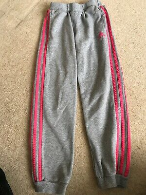 Girls Adidas Joggers Age 9 To 10