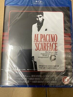 Scarface NEW SEALED BLU RAY