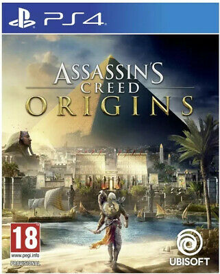 Assassin's Creed Origins (PS4) Brand New & Sealed