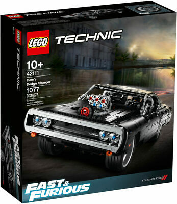 LEGO Technic 42111 Dom's Dodge Charger The Fast and the Furious N5/20