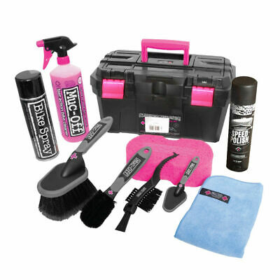 Muc-Off Ultimate Motorcycle Motorbike Care Cleaning Kit