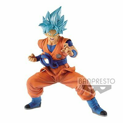 Ultra Instinct Son Gokou Dragon Ball Heroes 超絶戯巧 Masterpiece 100/% Authentic!