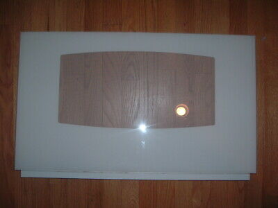 """GE Oven 30/"""" Outer Door Glass P# WB57T10259"""