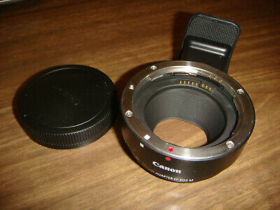 Canon EF-EOS M Mount Adapter LENS