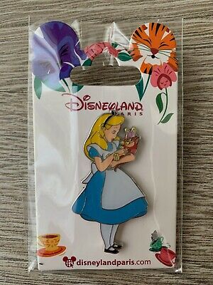 Pin Disney Disneyland Paris Alice in Wonderland Alice & Dinah