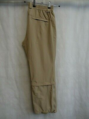Women's Vaude Farley Zip-Off Trousers Pants W34 L28