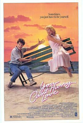 35mm feature YOU CAN'T HURRY LOVE (1988)