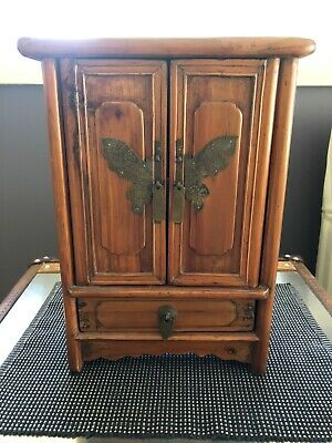 Small Chinese Cabinet Vintage