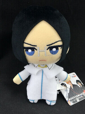 Bleach Plush Doll Kuchiki Rukia Key Chain Banpresto