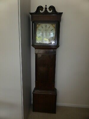 30 hr Longcase clock by Robert Holgate Sagar