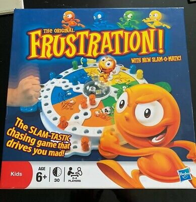 Frustration Board Game (Age 6 and Over)