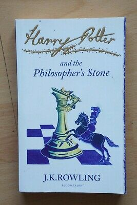 Harry Potter and the Philosopher's Stone von Rowling, J.K. | Buch | Zustand gut