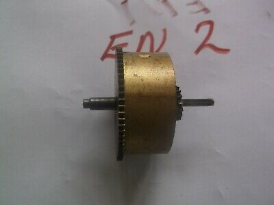 Enfield Mainspring Barrel From An Old  Mantle Clock  Ref En2