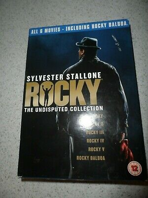 Rocky Sylvester Stallone   , The Undisputed Collection