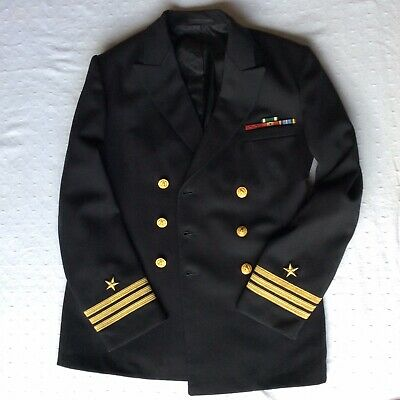 Us Navy Commanders Jacket